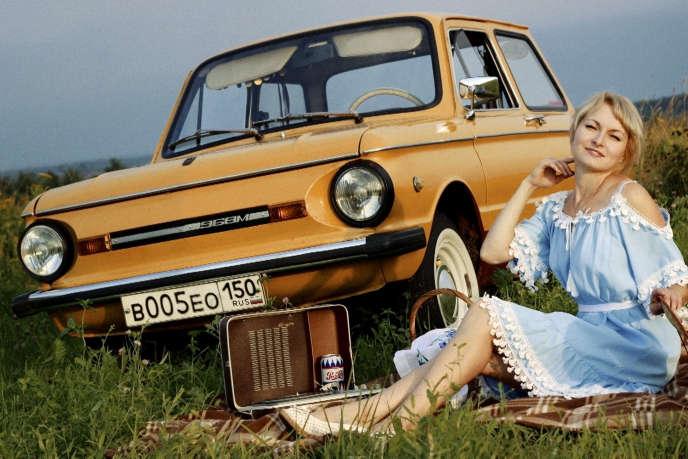 La Zaporojets fait partie de ces voitures«socialistes» devenues objets de collection.