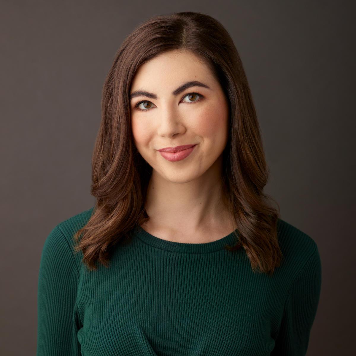 La journaliste américaine Sarah Fier, autrice de l'enquête «No Filter».
