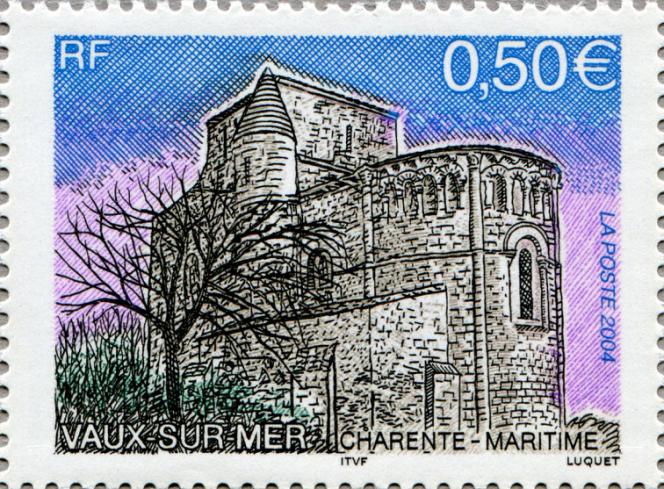 « Vaux-sur-Mer», par Eve Luquet (2004).