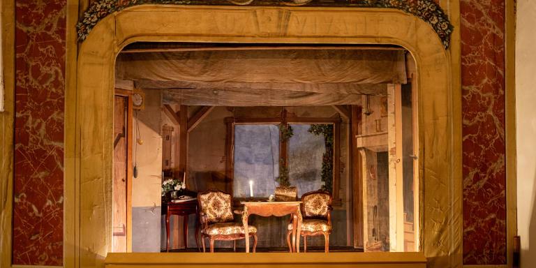 Théâtre Voltaire à Cirey Sur Blaise