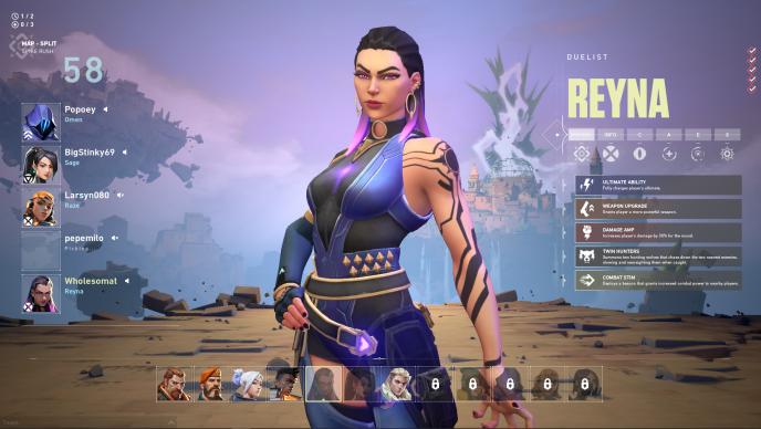 «Valorant» est un jeu gratuit sorti sur PC et développé par Riot Games.