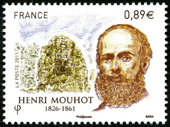 « Henri Mouhot», par Pierre Bara.