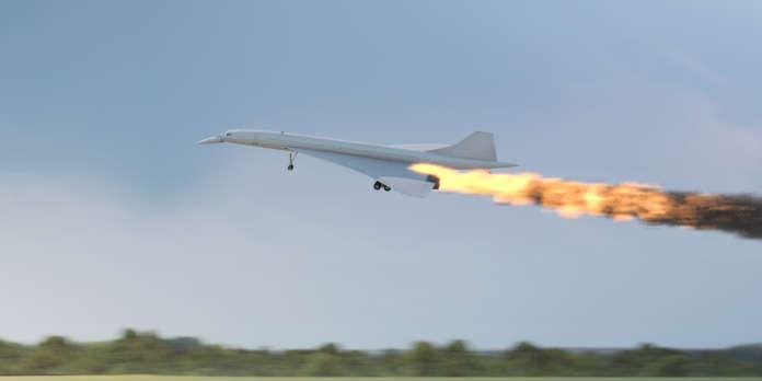 Le vol tragique du Concorde comme si vous y étiez… sur Arte