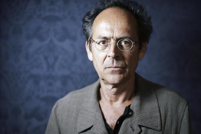 Bernard Stiegler, le 18 juillet 2012.