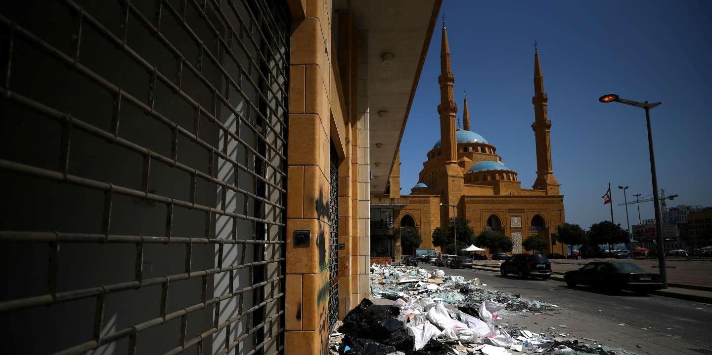 Explosion à Beyrouth : les Libanais manifestent contre leurs dirigeants, une conférence des donateurs organisée dimanche
