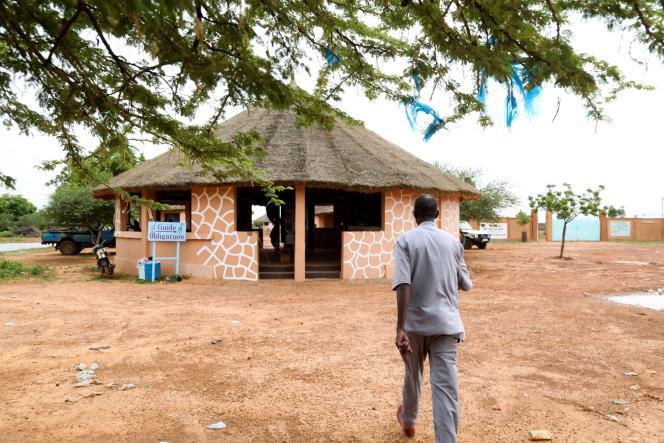 Dans le parc de Kouré, au Niger, le 10 août.