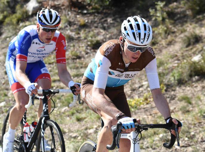 Romain Bardet quitte AG2R La Mondiale et rejoint la Sunweb.