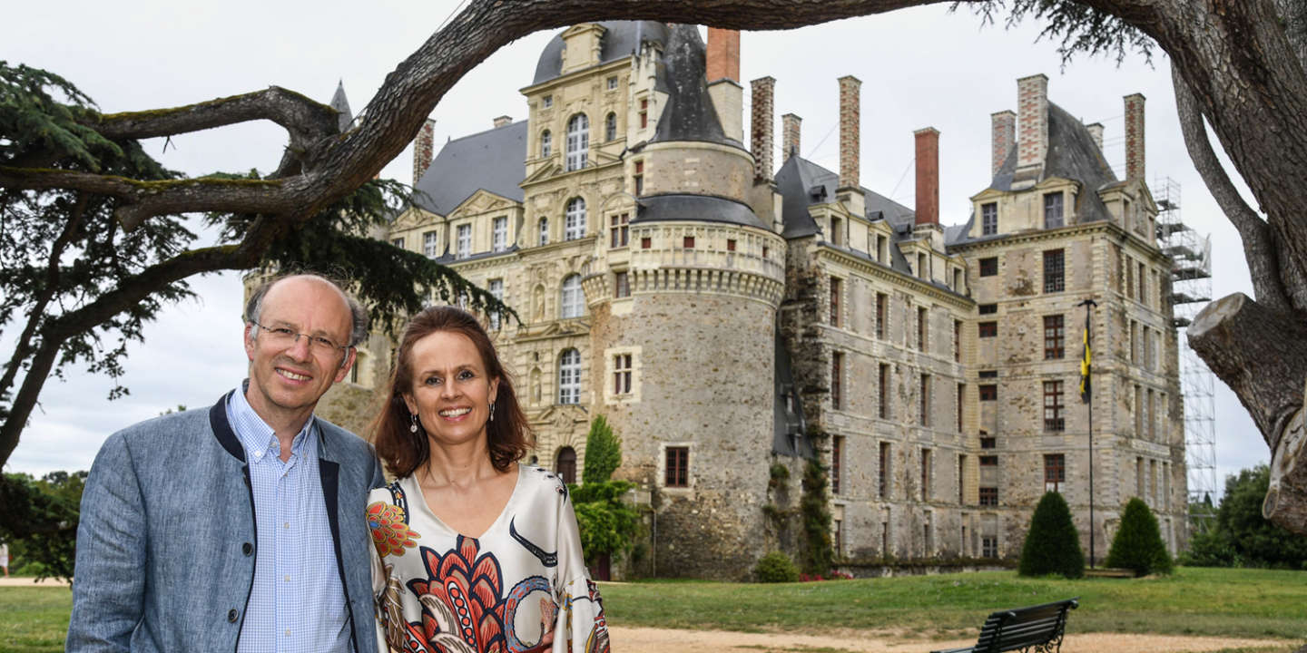 At the Château de Brissac, the Duke watches for the return of visitors - Archyde