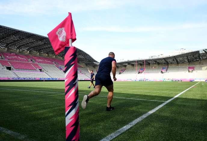 La situation sanitaire s'est «dégradée», a déclaré la direction du Stade français, lundi 10août.