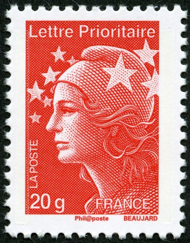 La« Marianne» de Beaujard (« Marianne et l'Europe»).