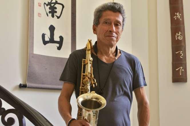Eric Barret, le 11 août à Vianne (Lot-et-Garonne).