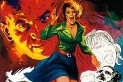Affiche de « Lisa et le diable » (1973), de Mario Bava.