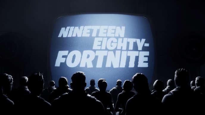 Tentant par tous les moyens de rallier les joueurs à sa cause, Epic Games a diffusé une vidéo parodique d'Apple dans la foulée du bannissement de son jeu« Fortnite» du magasin d'application de la marque à la pomme.