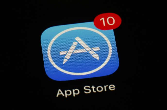 L'App Store (Apple).