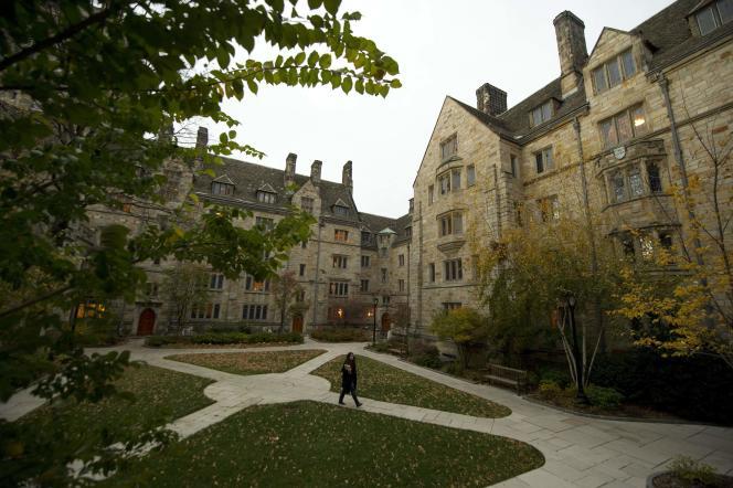 L'enquête sur l'université Yale a été ouverte par le gouvernement Trump il y a deux ans, à la suite d'une plainte par des groupes d'étudiants asiatiques.
