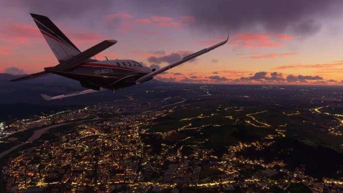 Le nouveau «Microsoft Flight Simulator» est développé par le studio bordelais Asobo.