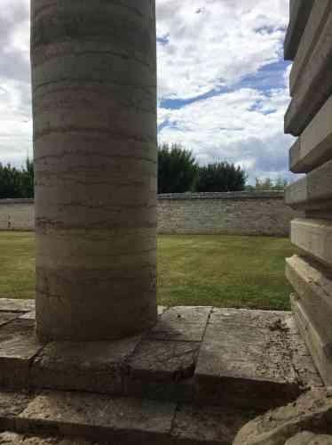 La saline d'Arc-et-Senans a été classéepar l'Unesco au Patrimoine mondial en 1982.