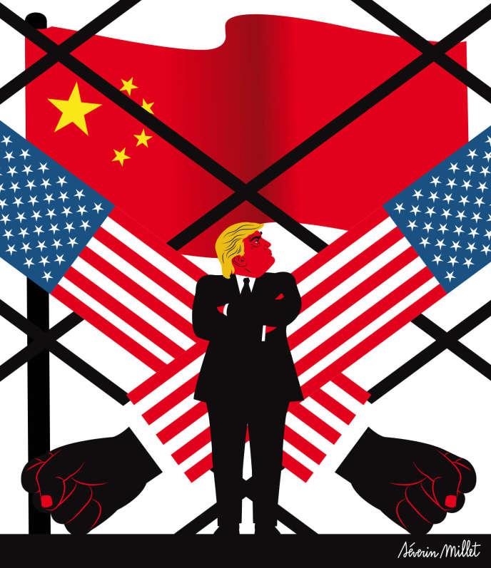 Les géants de la technologie américaine redoutent les conséquences des sanctions contre la Chine