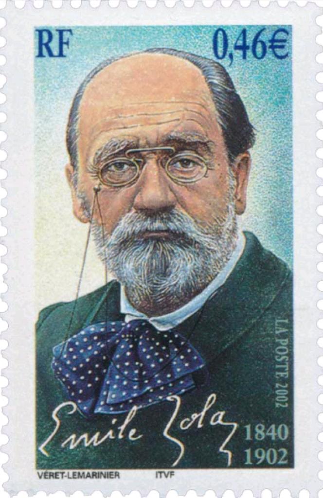 « Emile Zola», par Jean-Paul Véret-Lemarinier (2002).