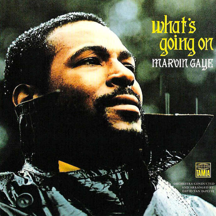 «What's Going On» (1971), de Marvin Gaye.