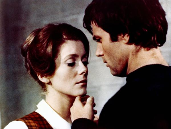 Catherine Deneuve dans le film «Tristana» (1970), réalisé par Luis Buñuel .