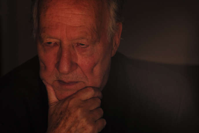 Werner Herzog , le 13 août, à Los Angeles.