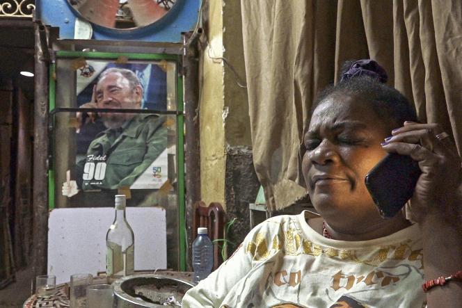 «Epicentro», un documentaire d'Hubert Sauper sur Cuba.