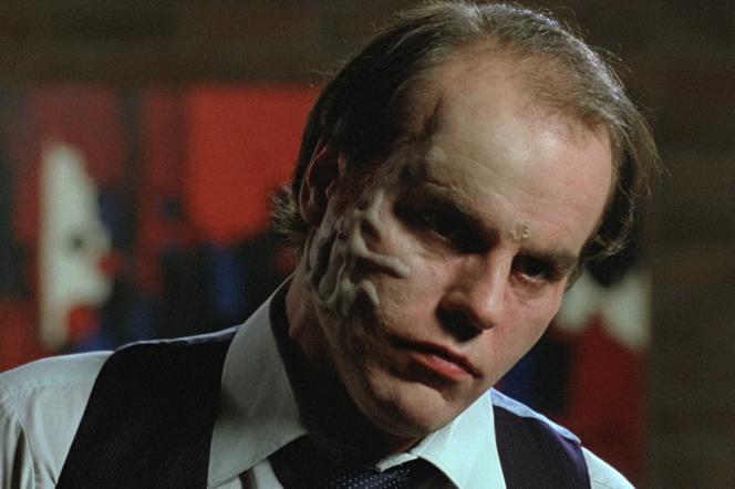 Michael Ironside dans « Scanners» (1980), de David Cronenberg.