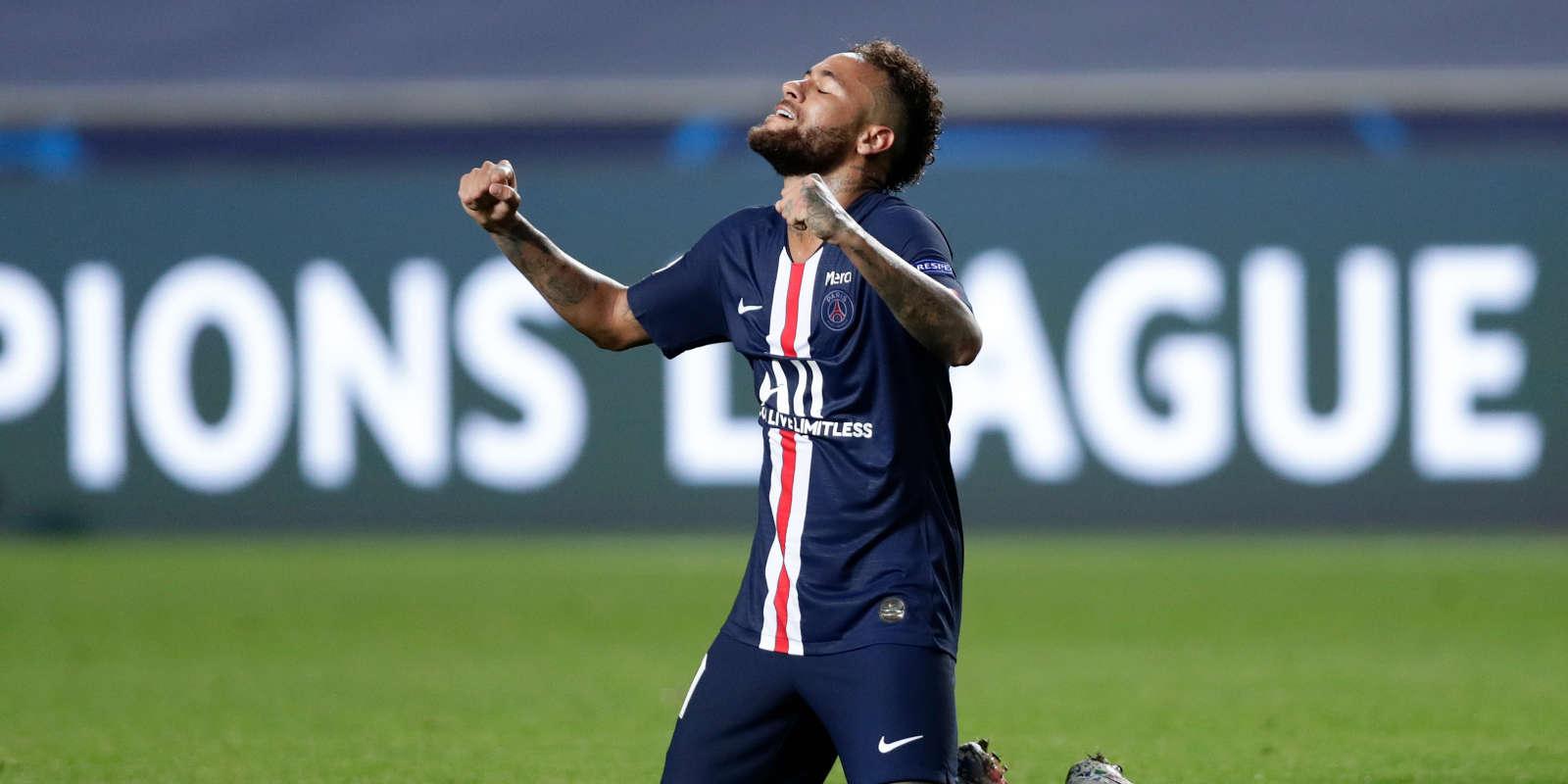 Neymar et ses coéquipiers du PSG ne sont plus qu'à un match du Graal. Rendez-vous dimanche contre le vainqueur de l'autre demi-finale entre le Bayern Munich et l'Olympique lyonnais, mercredi.