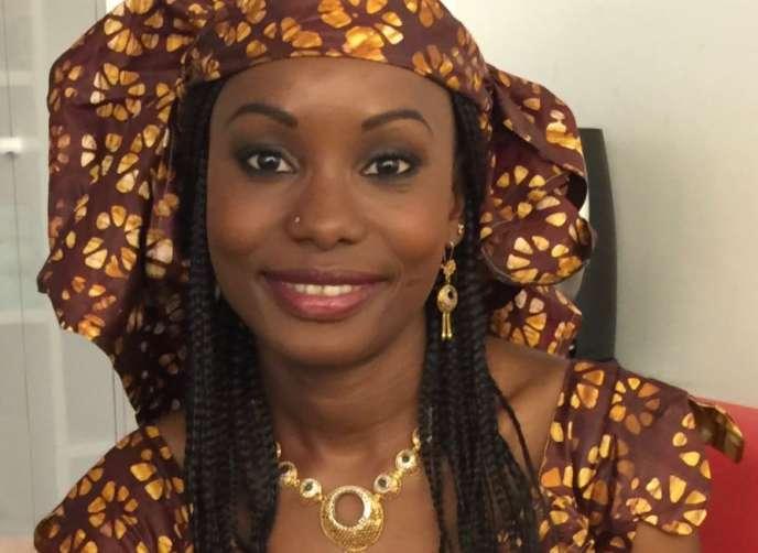 Hindou Oumarou Ibrahim, à l'initiative de l'Association des femmes peules et peuples autochtones du Tchad (Afpat) et militante pour la protection de l'environnement et la promotion des droits humains.