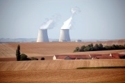 Centrale nucléaire de Nogent-sur-Seine (Aube) le 20 août 2020.