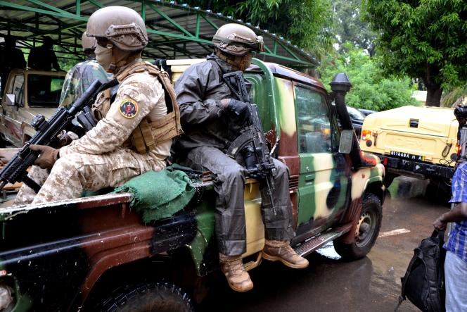 """In Mali, opening of an investigation for """"endangering state security"""""""