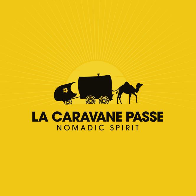 Pochette de l'album« Nomadic Spirit», de La Caravane passe.
