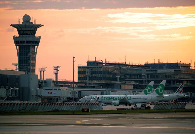 L'aéroport d'Orly, près de Paris, le 26juin 2020.