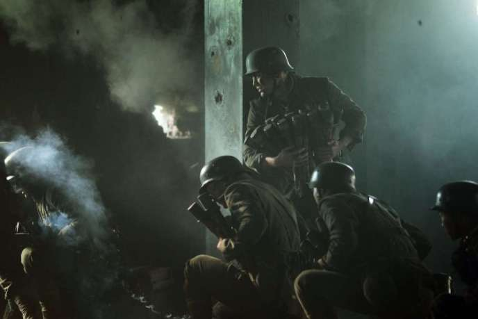 «The Eight Hundred», un film patriotique à 80 millions de dollars réalisé par Guan Hu.