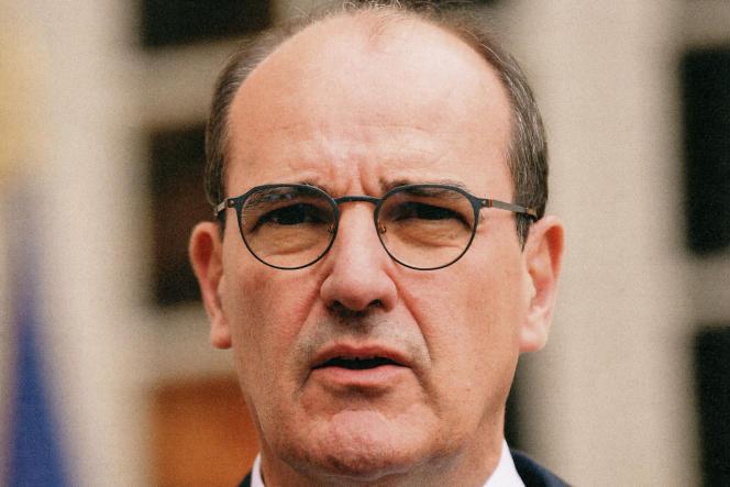Le premier ministre, Jean Castex, à Paris, le 17 juillet 2020.