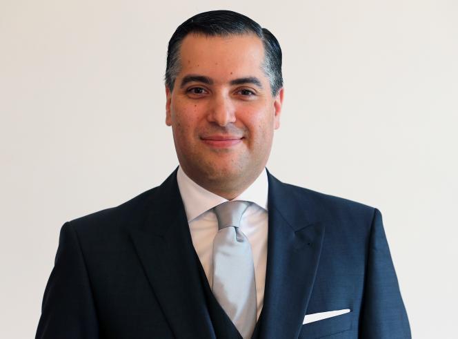 Mustapha Adib, ici en juillet 2013 alors qu'il était ambassadeur du Liban à Berlin, s'est positionné pour être premier ministre.