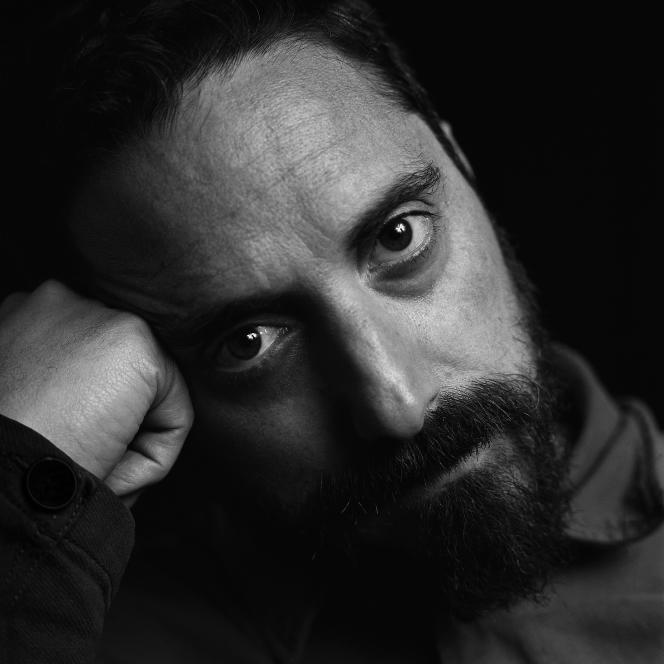 Le cinéaste chilienPablo Larrain.