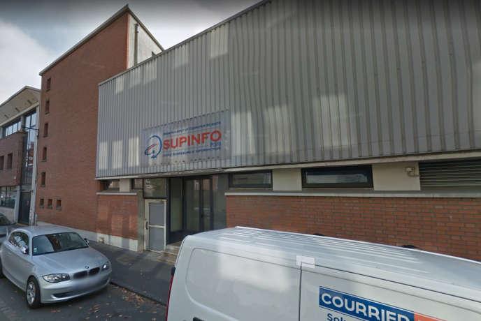 Le site Supinfo de Valenciennes (Nord) fait partie des campus qui vont fermer à cette rentrée.