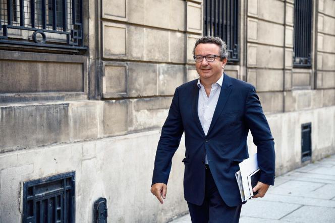 L'ancien député PS Christian Paul (ici, en juin 2017) travaille au rassemblement de la gauche en vue de 2022.