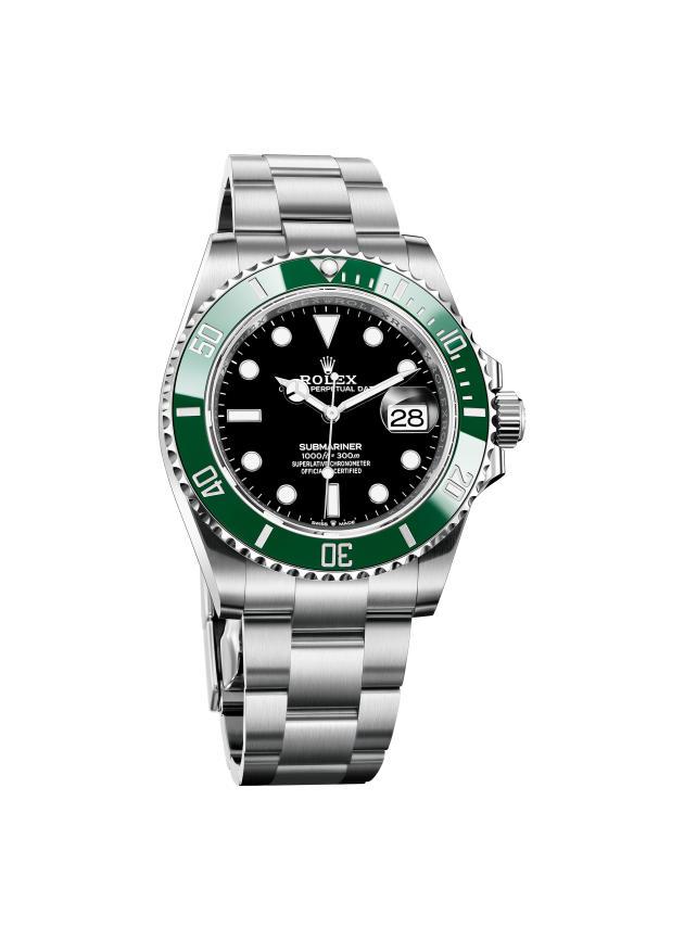 RolexSubmariner Date 126610LV.
