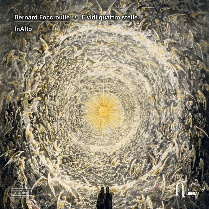 Pochette de l'album «E vidi quattro stelle»,de Bernard Foccroulle.