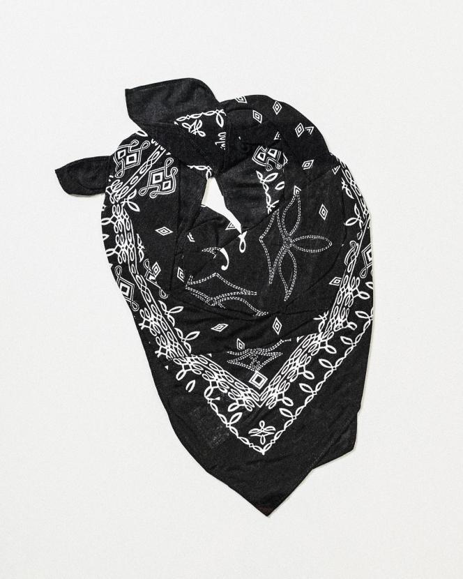Bandana en coton, Polo Ralph Lauren, 79€.