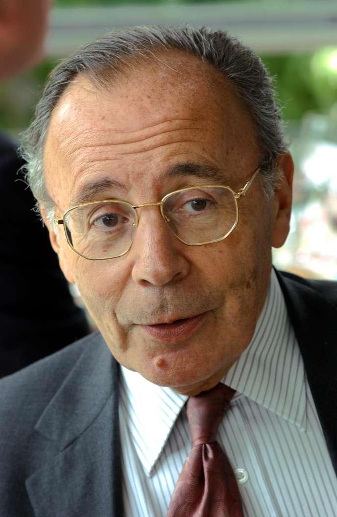 Gérard Worms en 2002.