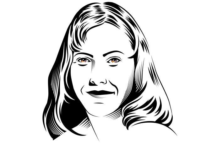 L'historienne Aurélia Michel.