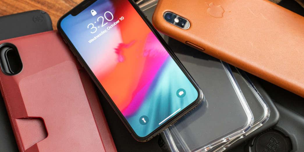 Les meilleures coques pour iPhone XR, X, et Xs en 2021