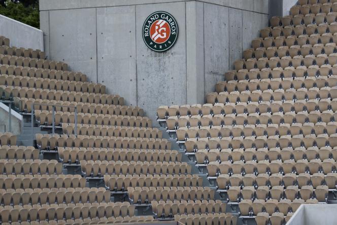 Lors de l'édition 2020 de Roland-Garros, décalé à l'automne, le Grand Chelem parisien pourra accueillir 11 500 personnes maximum par jour, contre 37 000 en temps normal.