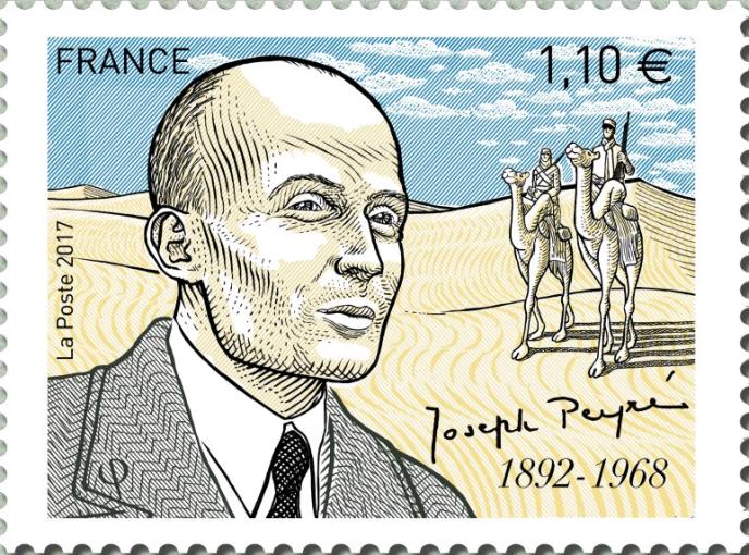 « Joseph Peyré», parChristophe Laborde-Balen (2017).