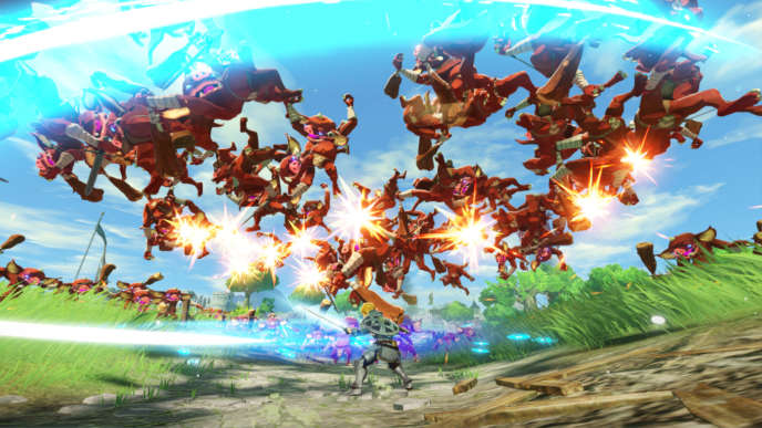 Comme«Hyrule Warriors» avant lui, « L'Ere du Fléau» est une déclinaison de la série de jeu d'action «Dynasty Warriors».