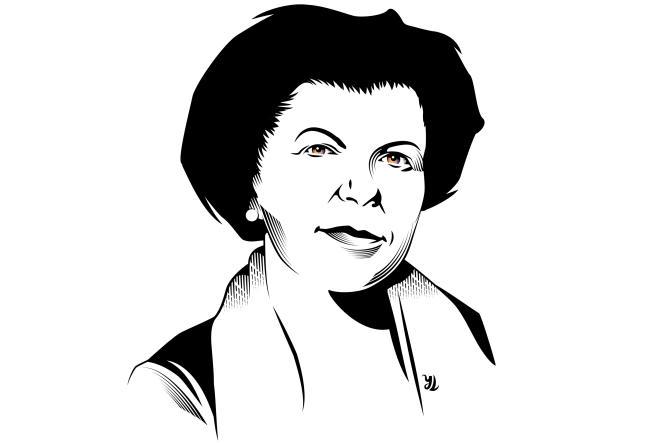 L'anthropologue et géographe suisseSonia Lavadinho.
